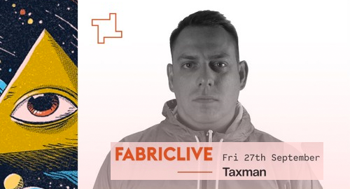 Taxman - FABRICLIVE Promo Mix [Sept.2019]
