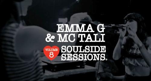Emma G & MC Tali - Soulside Sessions Vol.8 [March.2016]