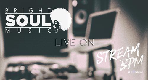 Mindcontrol - The Bright Soul Music Show # Stream BPM, Artist Spotlight: Seba [Aug.2020]