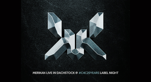 Merikan - 20 Years of C4C Label Night Live [26.01.2019]