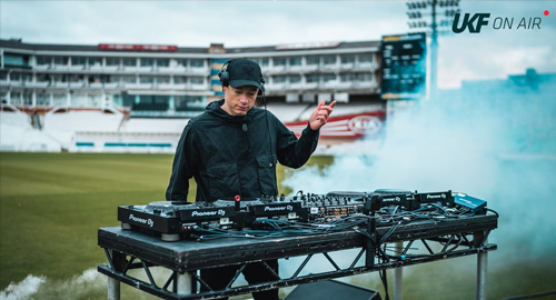 Friction - Live @ The Kia Oval, London - UKF On Air
