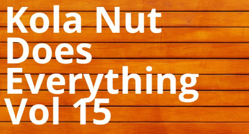 Kola Nut - Does Everything Vol. 15 (Drum & Bass Classics) [April.2021]
