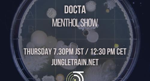 Menthol Show on Jungletrain.net - 09.09.2021