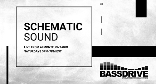 Schematic - Optiv Tribute # Schematic Sound, Bassdrive [04.01.2019]
