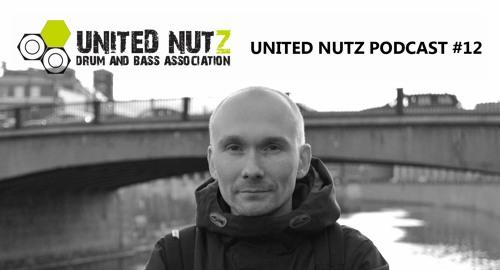 Mercury Man feat. Asymmetric - United Nutz Podcast #12 [Oct.2021]
