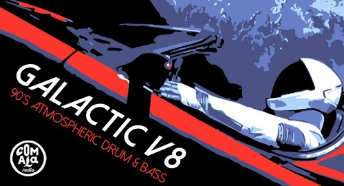Galactic V8 - 90's Atmospheric Drum & Bass
