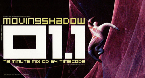 Moving Shadow 01.1 mixed by Timecode [2001]