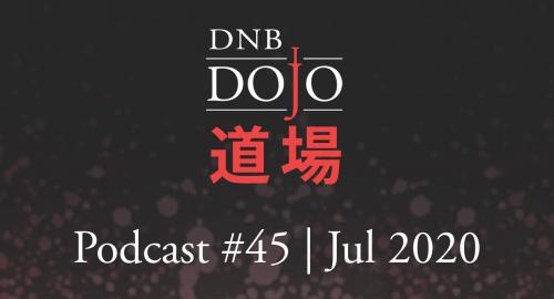 Hex - DNB Dojo Podcast #45 [July.2020]