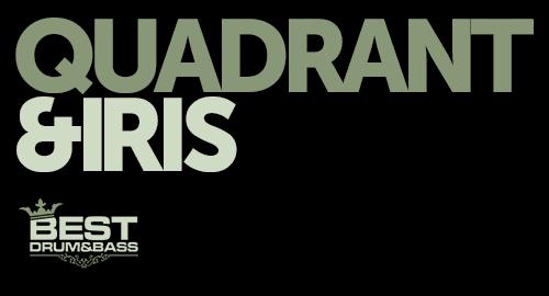 Quadrant & Iris - Best DnB Mix [2019]