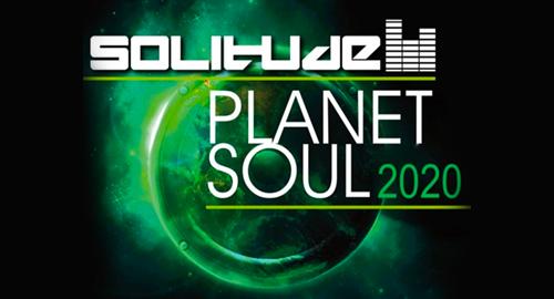 Solitude - Planet Soul 2020 Vol.6 [Dec.2020]