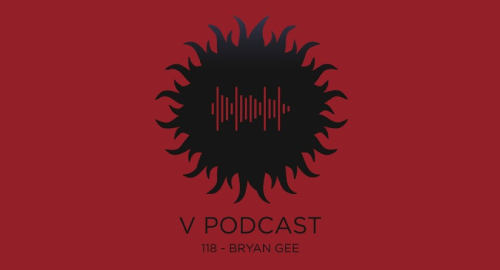 Bryan Gee - V Recordings Podcast #118 [Sept.2021]
