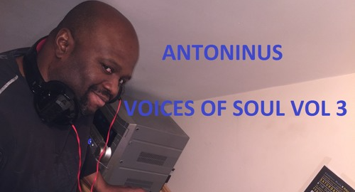 Antoninus - Voices Of Soul Vol 3 (100% Vocal Drum and Bass Mix) 2018