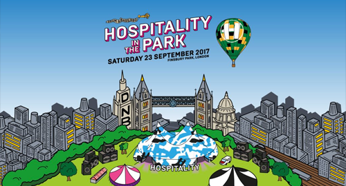 Soul:Motion & Colossus - Live At Hospitality in the Park 2017