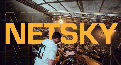 Netsky - Let It Roll: Save The Rave 2021