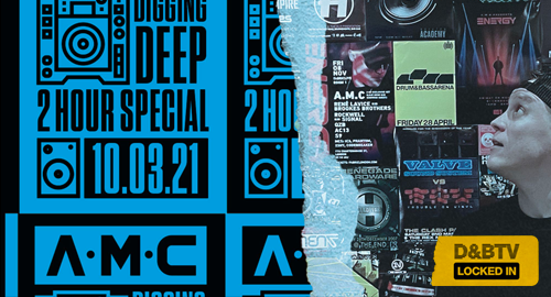 A.M.C - Digging Deep 2 Hour Special [March.2021]