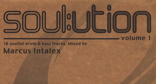 Marcus Intalex - Soul:ution Volume 1 Mix CD [Sept.2003]