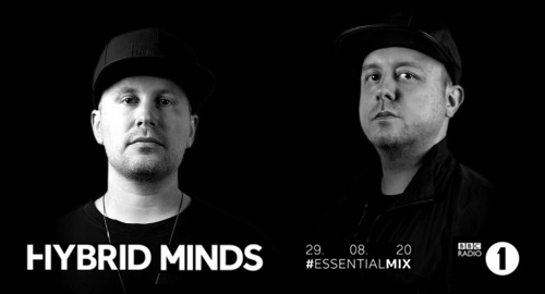 Hybrid Minds - Essential Mix # BBC Radio 1 [29.08.2020]