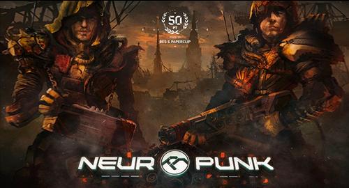 Neuropunk pt.50 made by Bes & Paperclip