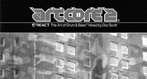 Doc Scott - Artcore 2 # The Art Of Drum&Bass [April.1996]