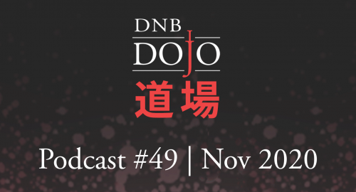 Hex - DNB Dojo Podcast #49 [Nov.2020]