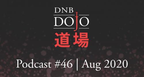 Hex - DNB Dojo Podcast #46 [Aug.2020]