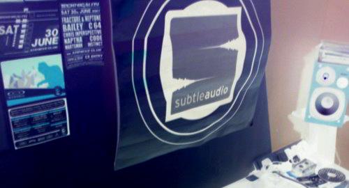 Code - Subtle Audio Show, Unreleased Beats Special # Jungletrain [22.10.2017]