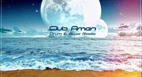 CLUB AMEN RADIO (19.09.2021) Various Vibes Of Drum 'n' Bass