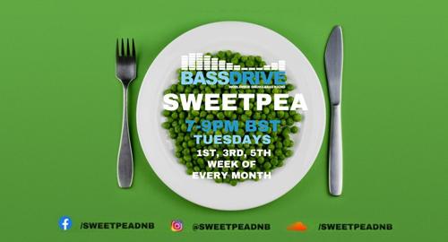 Sweetpea on Bassdrive w/ Kyrist Guest Mix - 18.05.2021