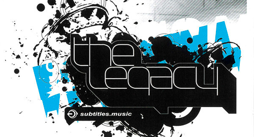 TeeBee - The Legacy Mix [2005]