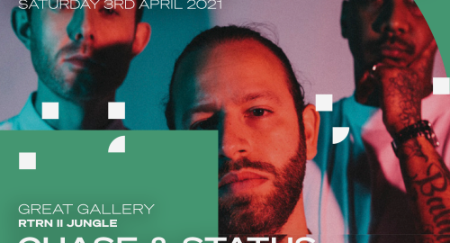 Chase & Status - RTRN II JUNGLE Set @ Tobacco Dock Virtual [April.2021]