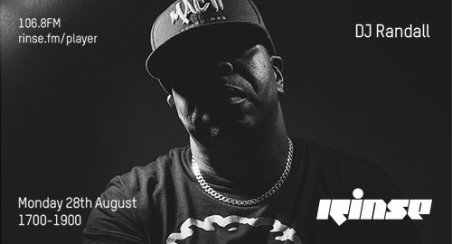DJ Randall - Rinse FM [28.08.2017]
