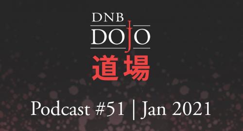 Hex - DNB Dojo Podcast #51 [Jan.2021]