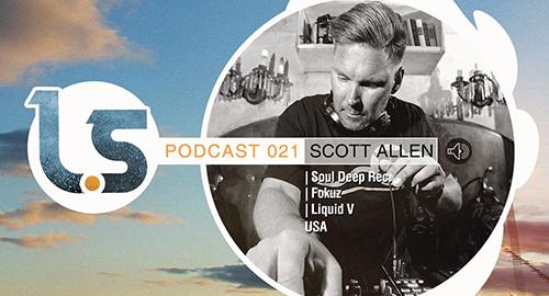 Scott Allen - Liquidz Spirit Podcast #021 [Nov.2019]