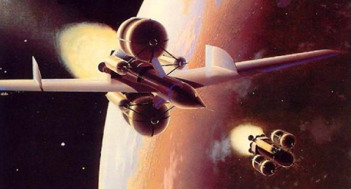 Konnekt - Just Visiting Mars ['95 - '96 atmospheric drum & bass mix]