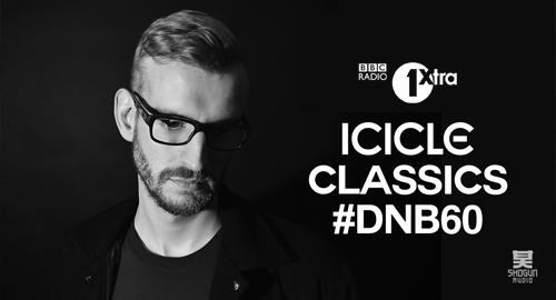 Icicle - DNB Classics # BBC Radio 1Xtra [14.11.2017]