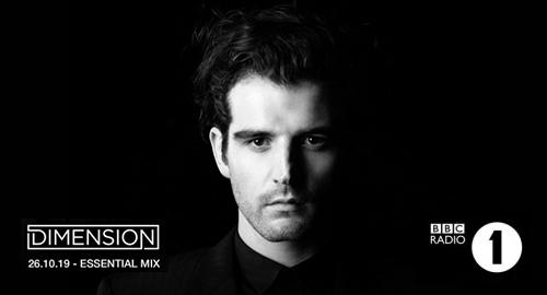 Dimension - Essential Mix # BBC Radio 1 [26.10.2019]
