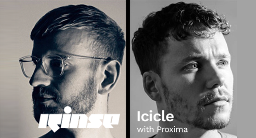 Icicle with Proxima - Rinse FM [20.02.2020]