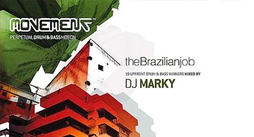 DJ Marky - The Brazilian Job [2001]
