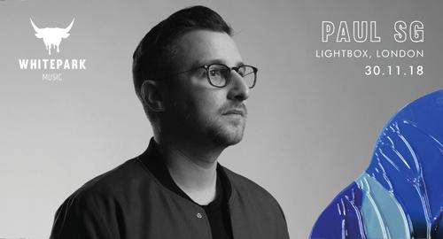 Paul SG - Whitepark Promo Mix #007 [Nov.2018]