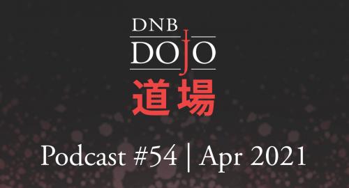 Hex - DNB Dojo Podcast #54 [April.2021]